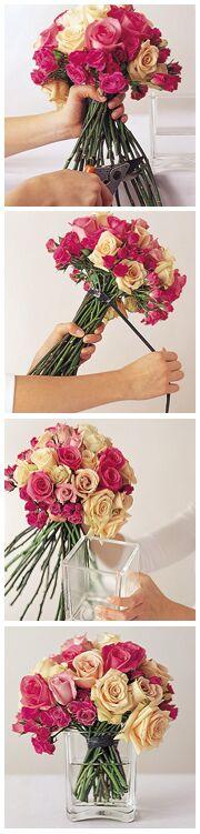 DIY Wedding Flowers Homemade Centerpieces Wedding Planning