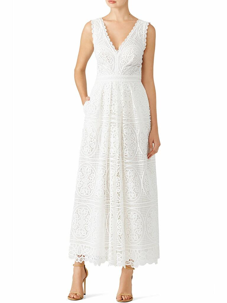 We chose the perfect rent the runway dresses for your for Rent wedding dress london