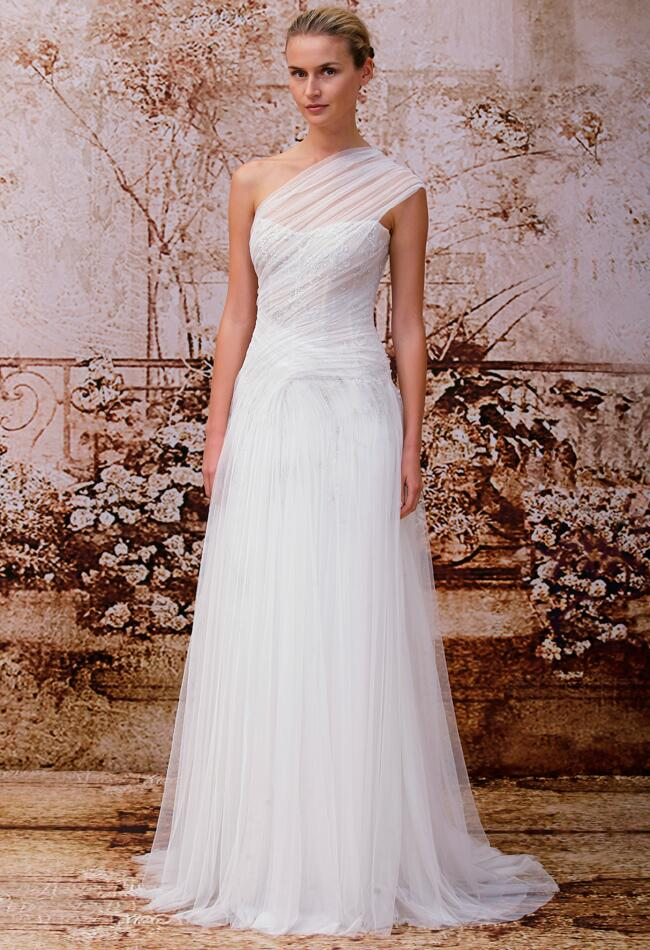 Monique Lhuillier Wedding Dresses Spring 2014/ Laurence