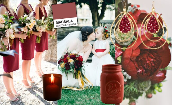 0fb033f21d7 Marsala Is Pantone s 2015 Color of The Year -- See How To Use This Dark