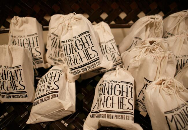 Midnight Munchies Bag // Allan Zepeda