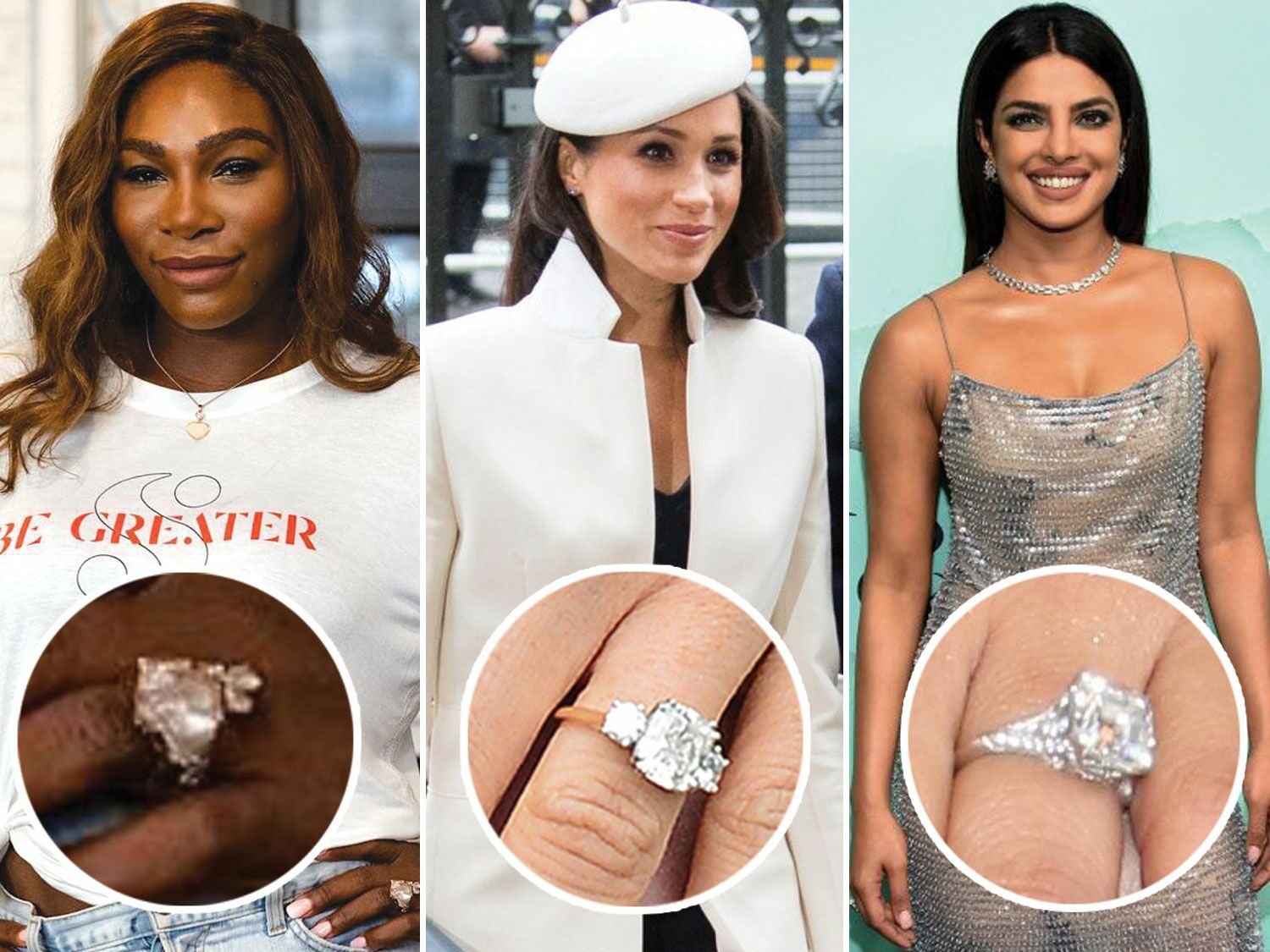 07dd4a60b 27 Expensive Celebrity Engagement Rings: Cost and Size