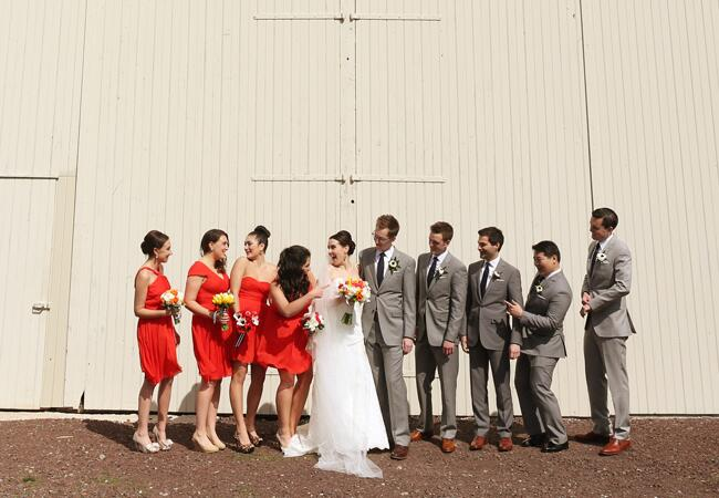 Photo: Alison Conklin Photography // Featured: The Knot Blog
