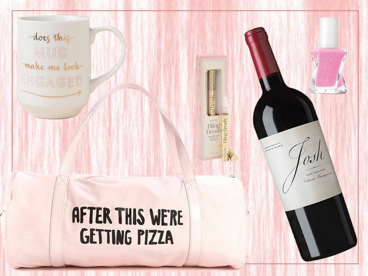 Holiday Gift Ideas for Any Newly Engaged Friend