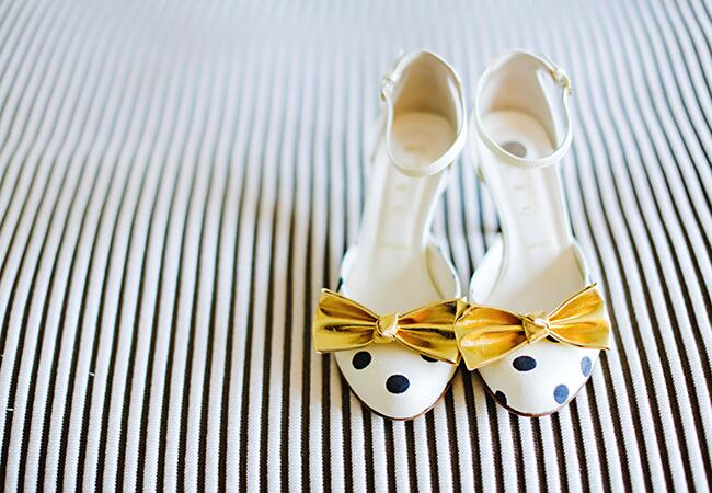 Photo: Jessica Strickland Photography // Featured: The Knot Blog