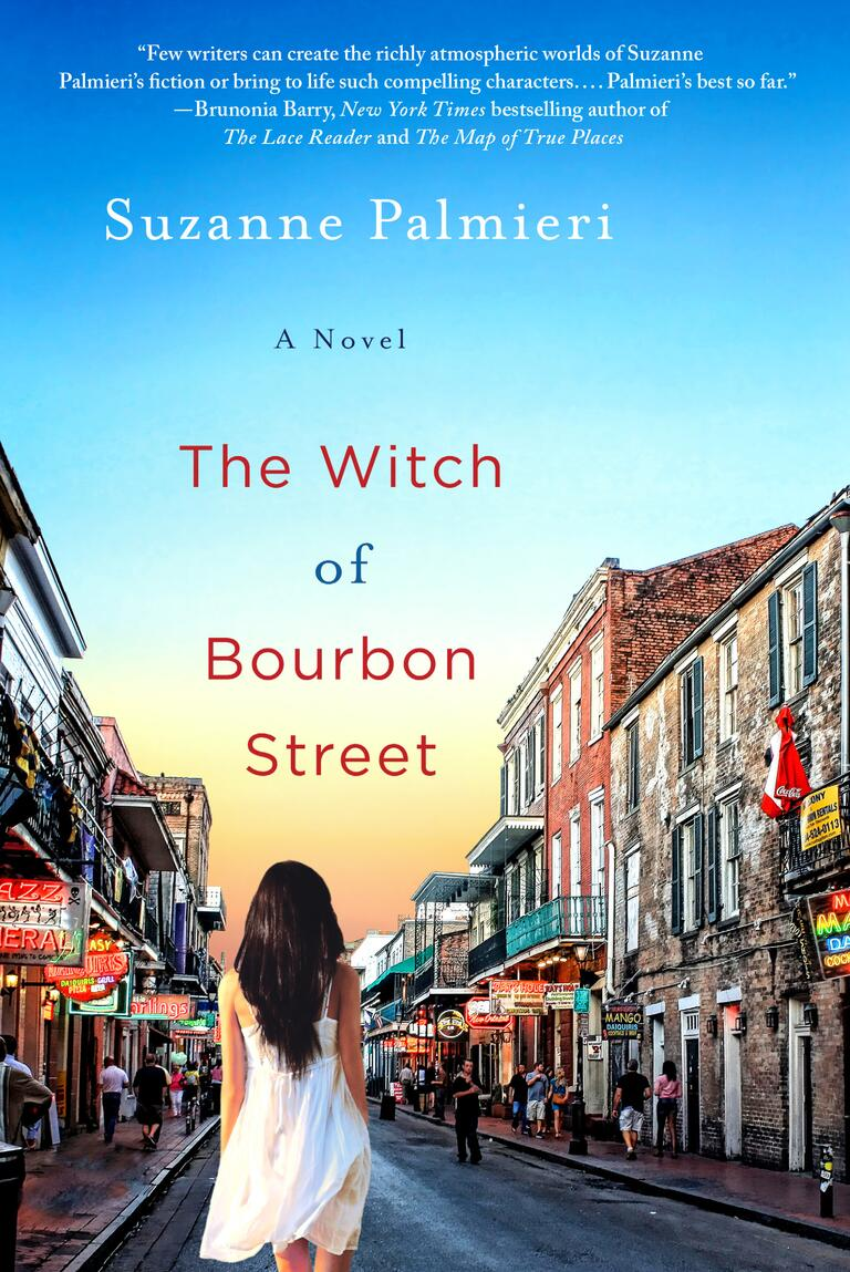Witch of Bourbon Street
