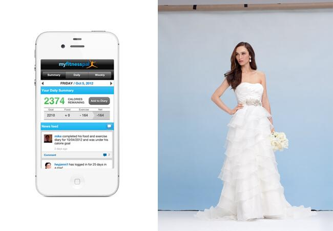 Wedding Fitness Apps