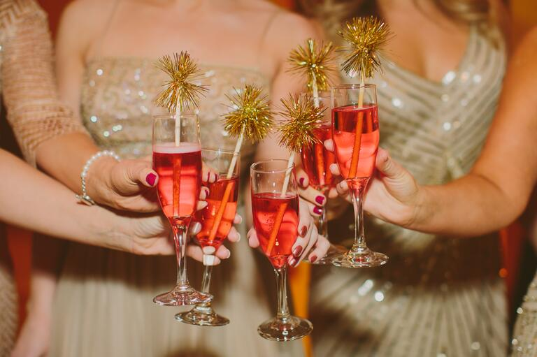 New Year's Eve Wedding in Green Bay, Wisconsin