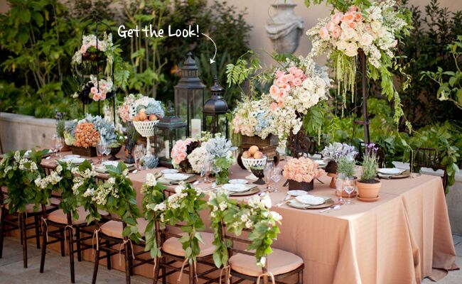 Lanterns are hot for wedding centerpieces photos junglespirit Images