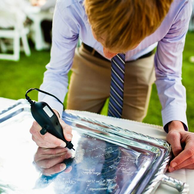 Alternatives To The Traditional Guest Book