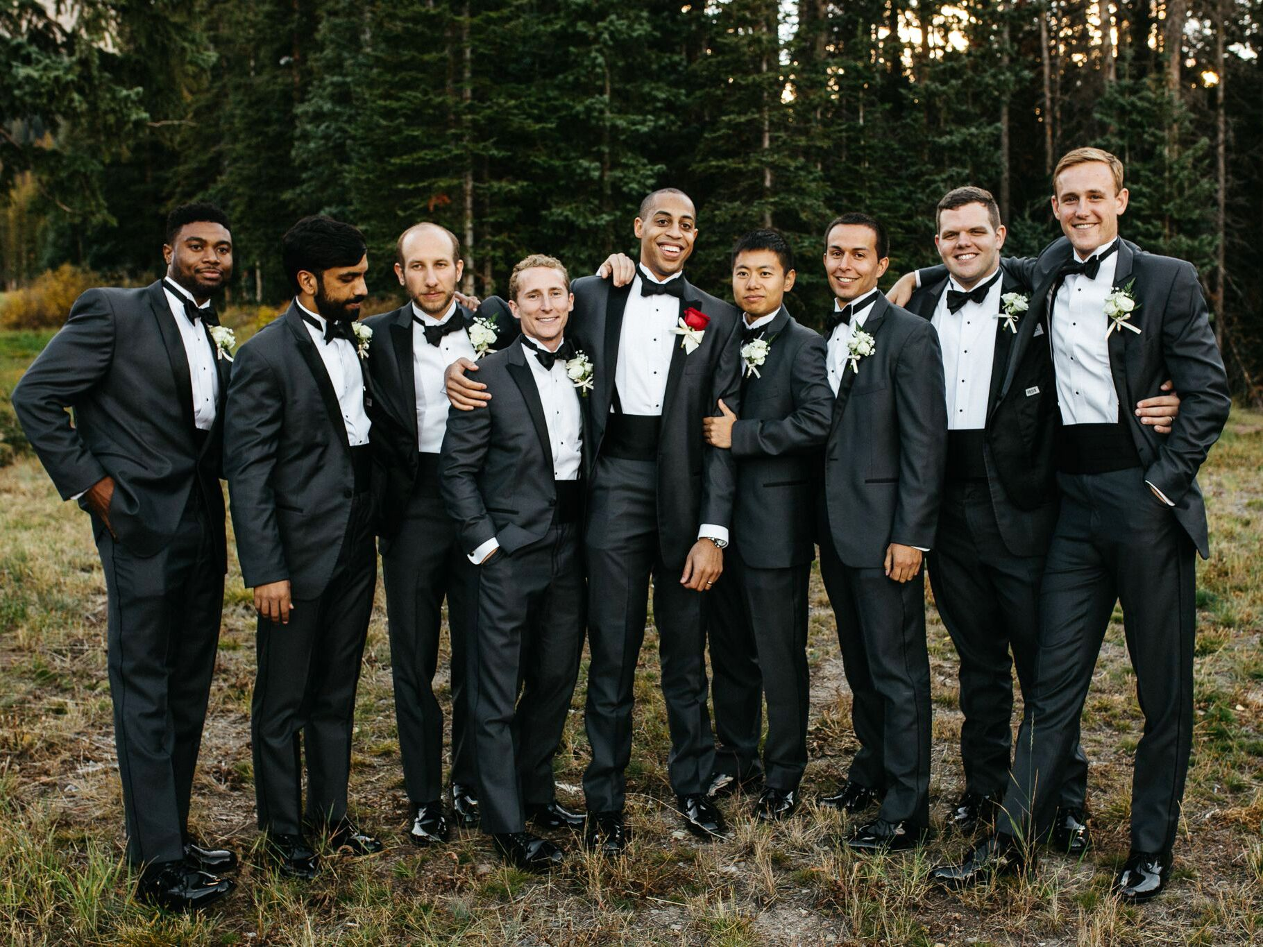 a complete list of groomsmen duties in detail