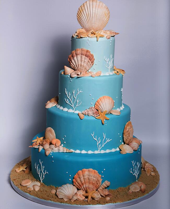 Wedding Cake Trends From 'Cake Boss' Star Buddy Valastro