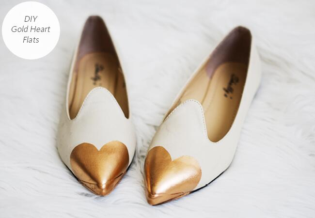 DIY wedding projects with hearts: Swell Mayde / TheKnot.com