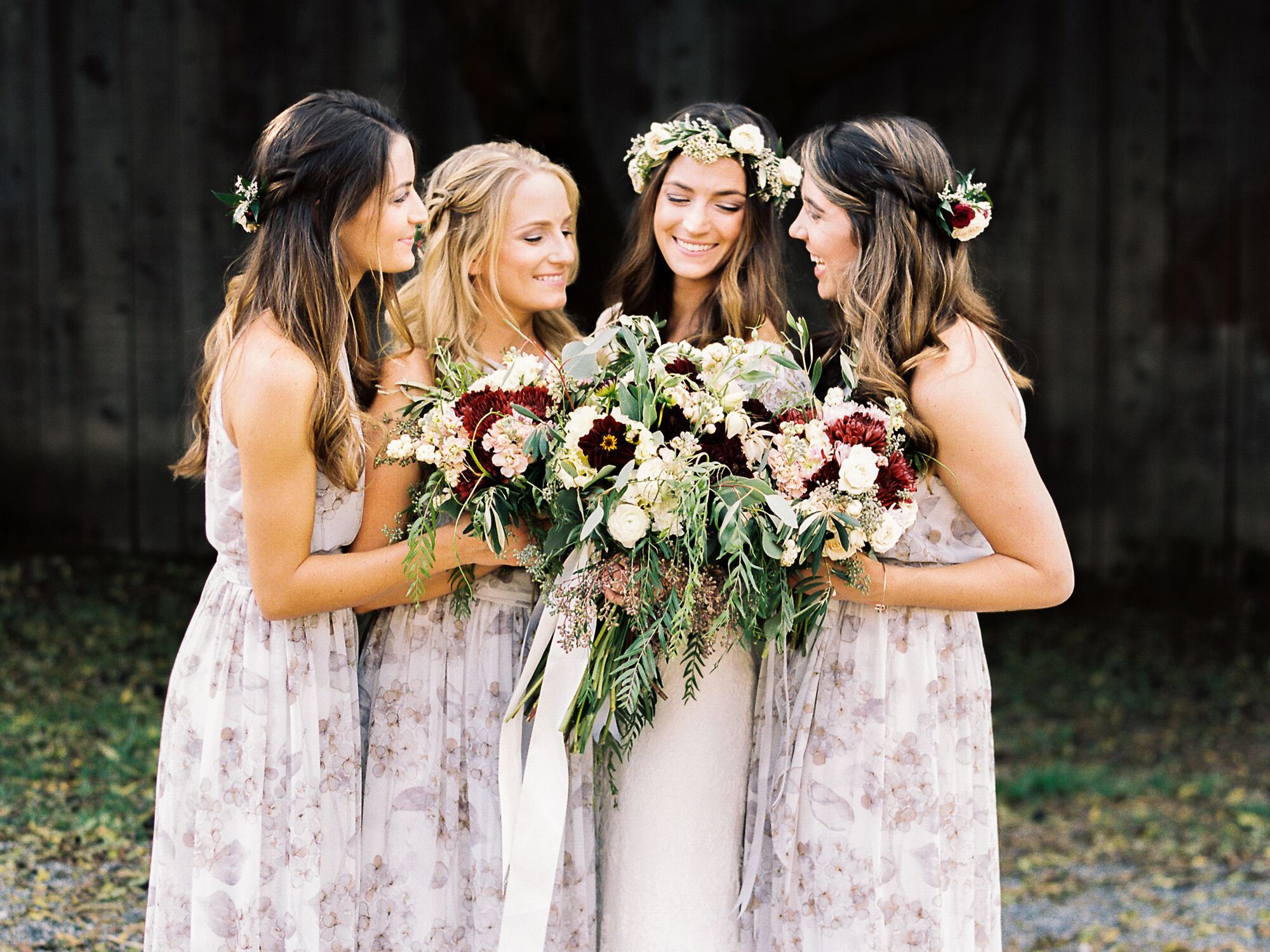 8fc657edf65 27 Floral Bridesmaid Dresses You Can Shop Online Right Now