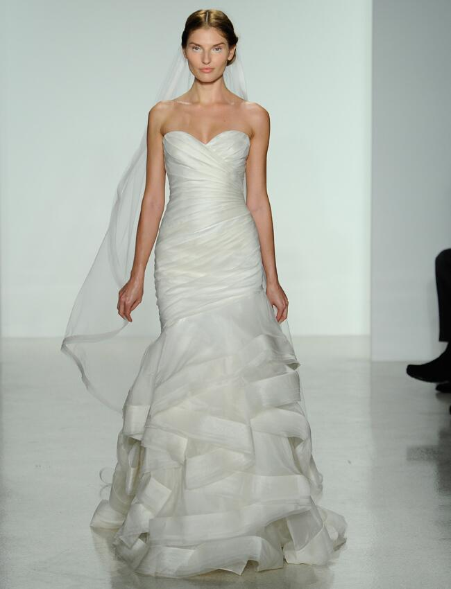 Kelly Faetanini Fall 2014 Wedding Dresses/ Peri