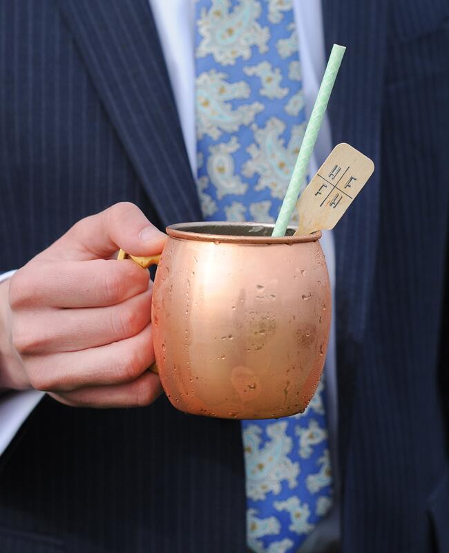 Copper Mug | Jessica Frey Photography | blog.TheKnot.com