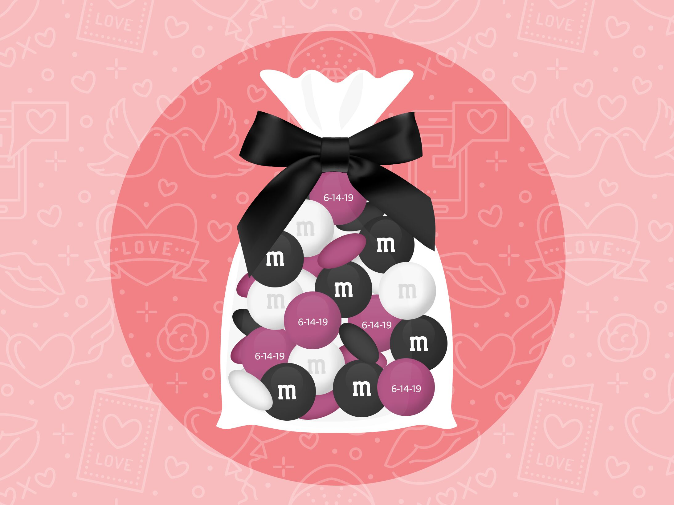 Personalized Candy Favors for Your Wedding