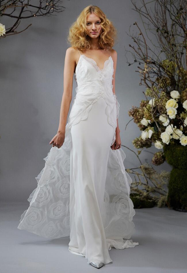 Elizabeth Fillmore Spring 2014 Wedding Dresses