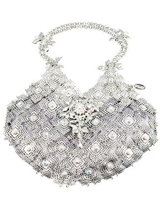 Jeweled Purse