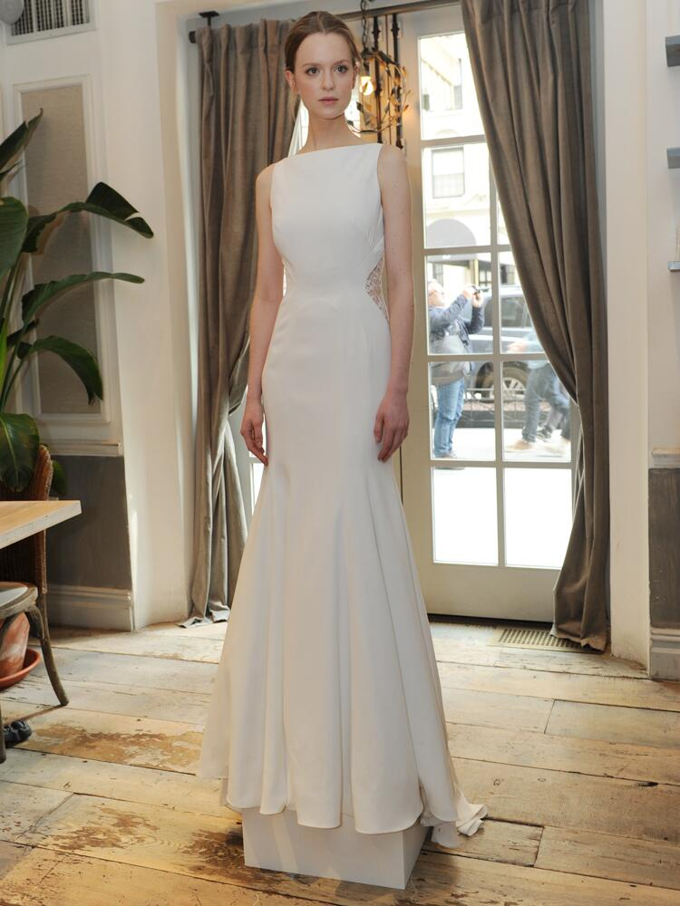 Lela Rose Wedding Dresses Nyc : Lela rose previews her spring wedding dress collection in