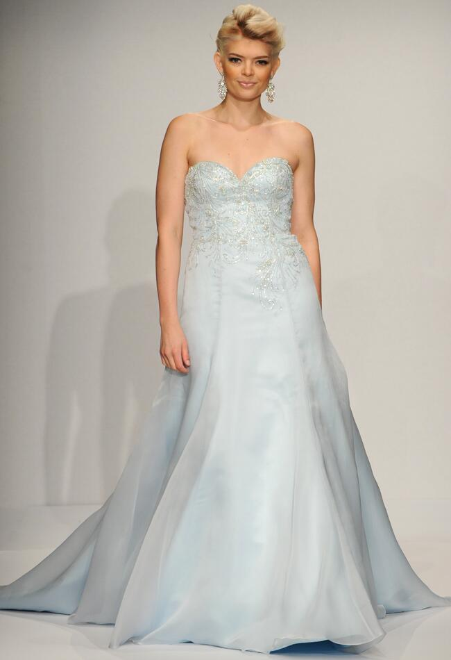 Matthew Christopher Spring 2014 Wedding Dresses