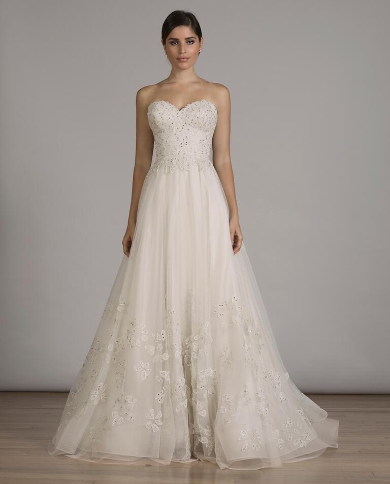 Liancarlo Fall 2016 Collection: Wedding Dress Photos