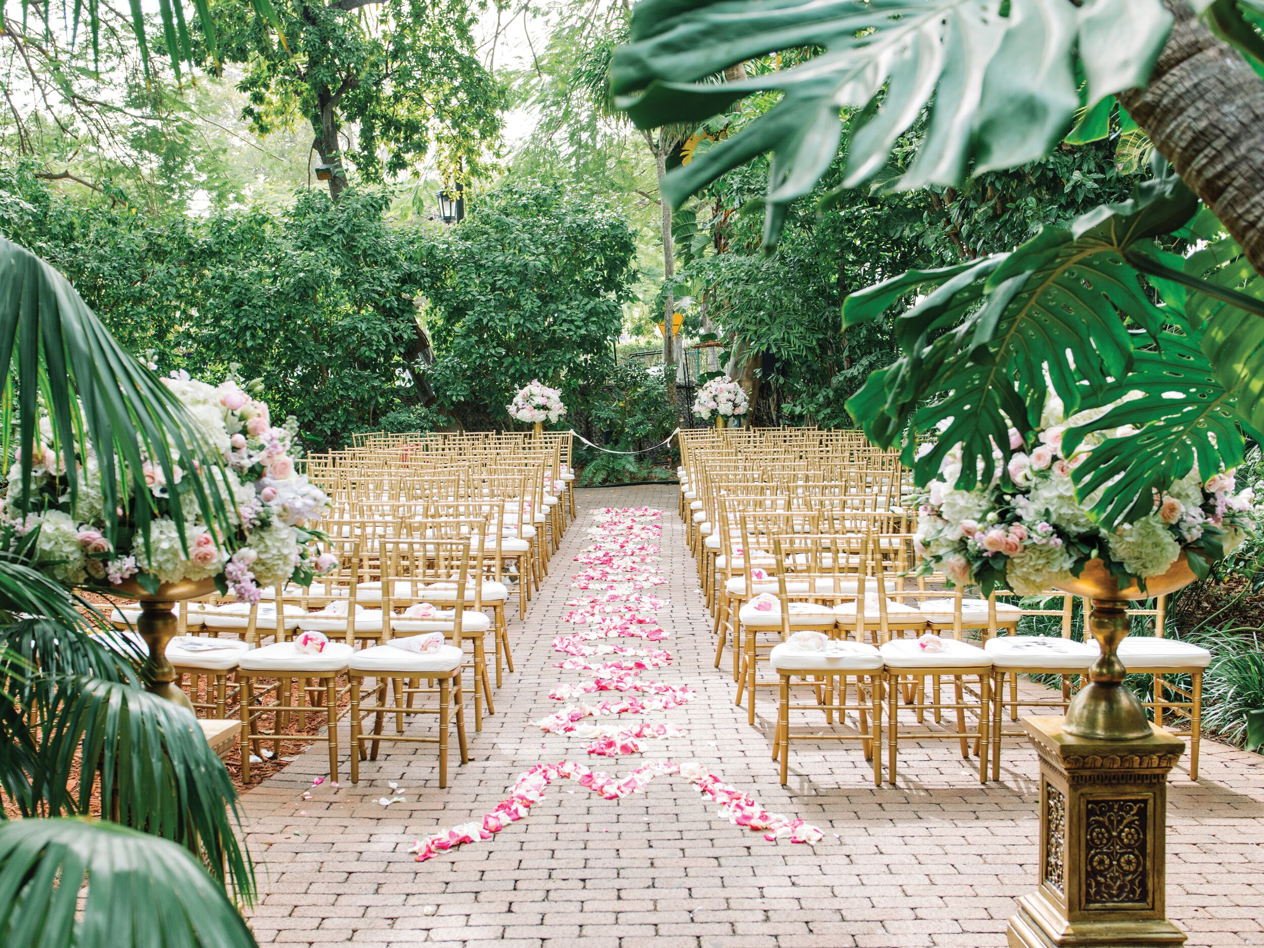 Wedding Ceremony Decorations The 7 Best Ways To Decorate Your Wedding Ceremony Aisle