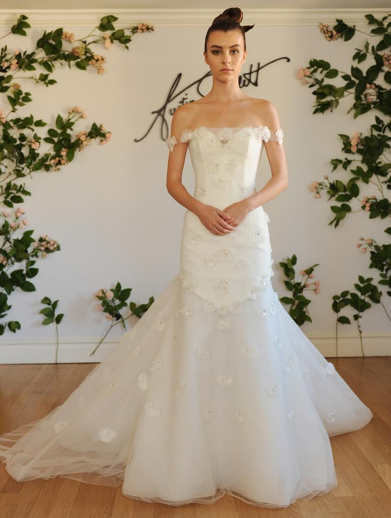 Austin scarlett fall 2016 collection wedding dress photos for Austin wedding dresses