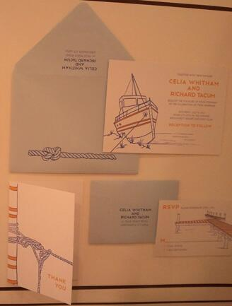 Nautical Invite