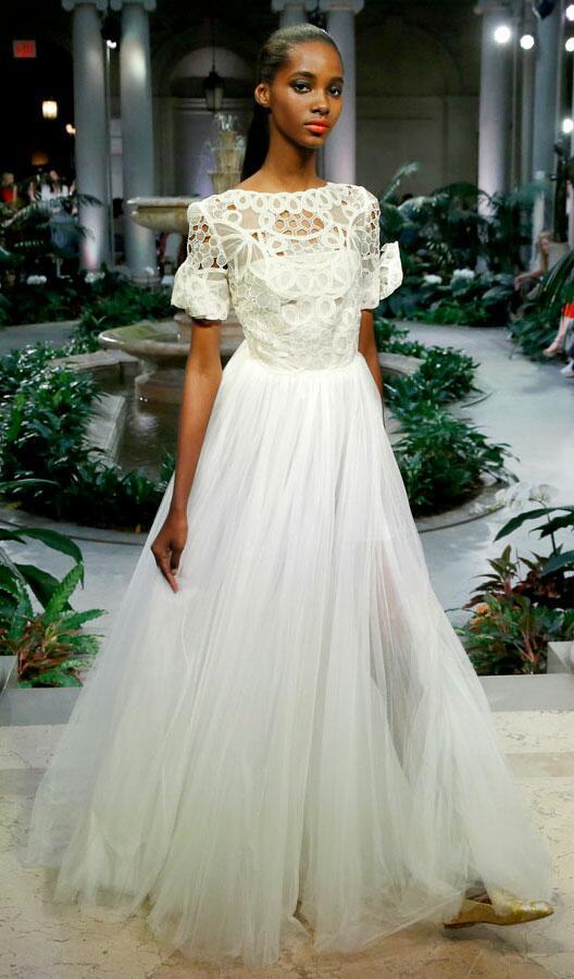 Carolina Herrera NYFW SS 2017 collection