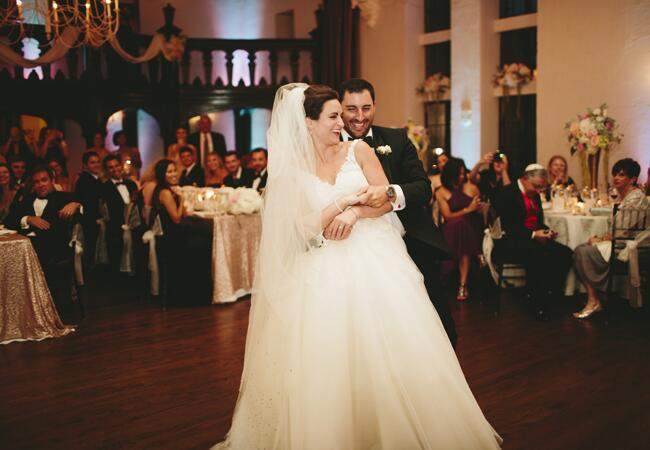 first dance | Lime Green Photography | blog.theknot.com