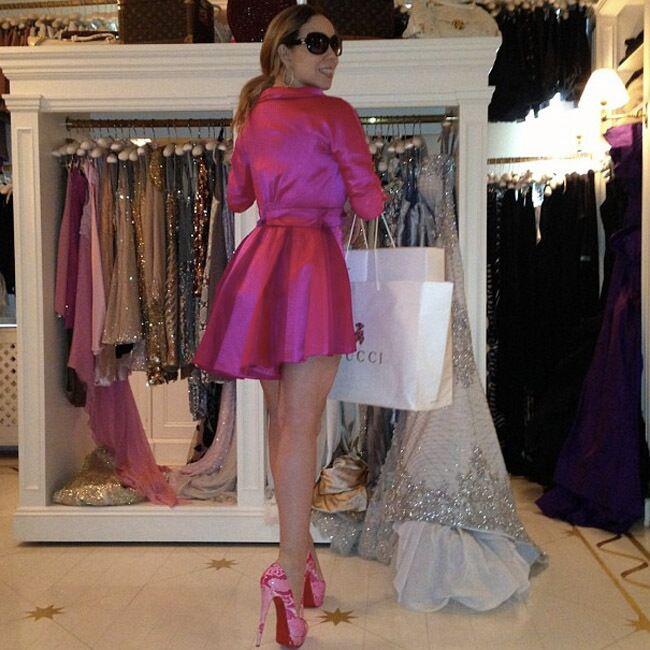 Celebrity Closets On Instagram