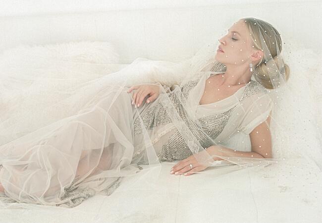 the-knot-bhldn-sparkle-wedding-dress