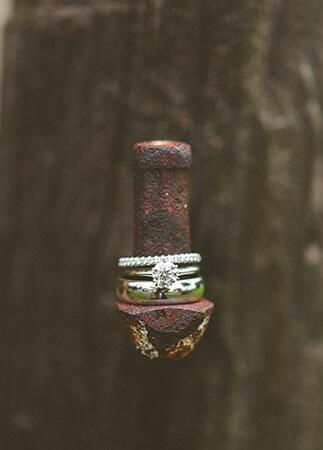 Photo: Concept Photography // Featured: The Knot Blog