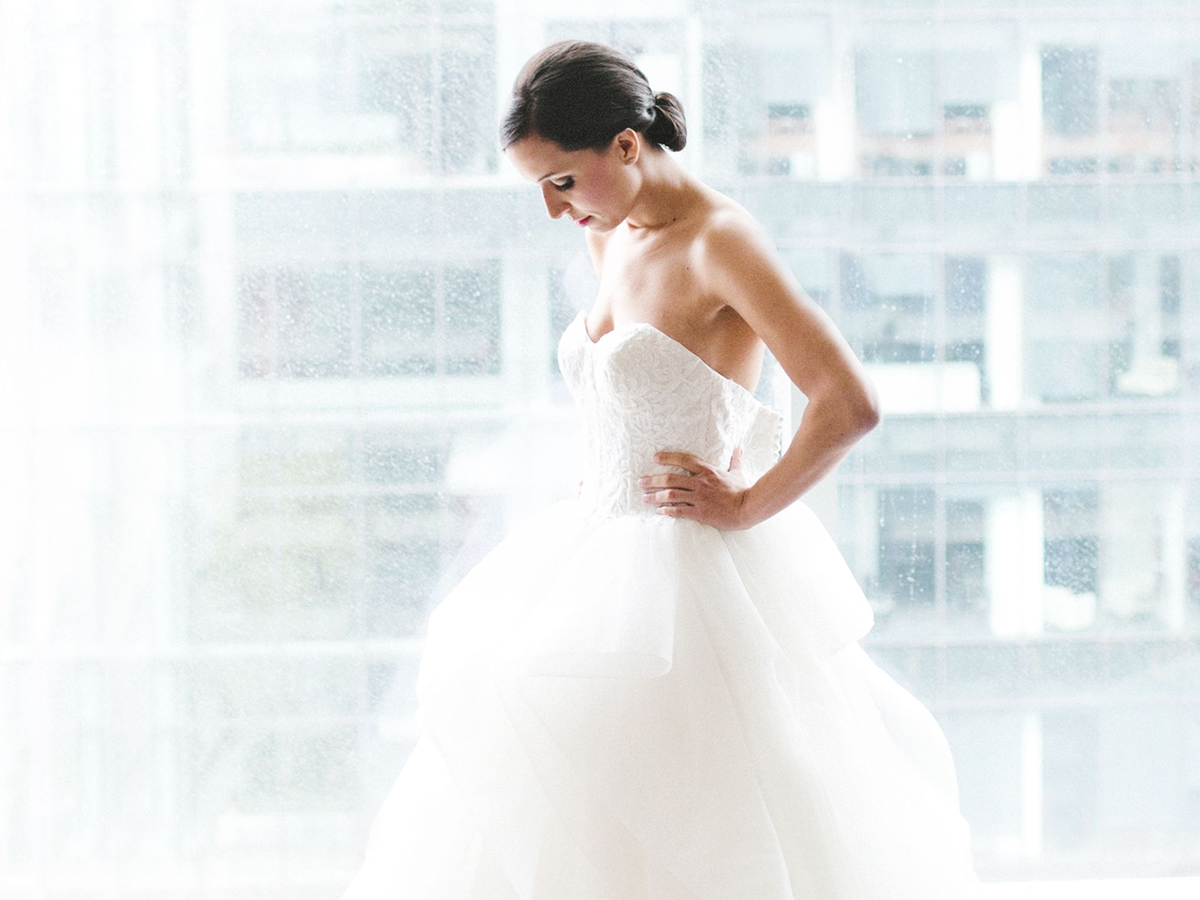 68ef4fcd5e70 Wedding Dress Regret: What to Do If You're Having Second Thoughts