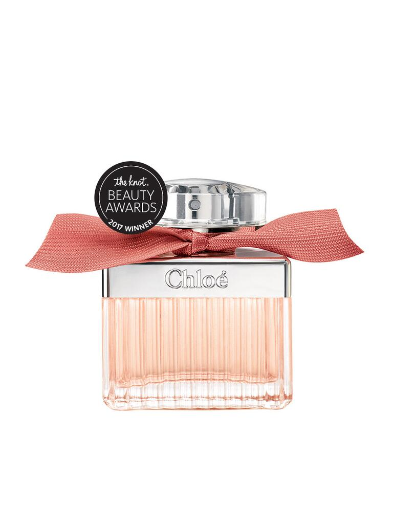 The Knot pick for best floral fragrance is Chloe, Roses de Chloé