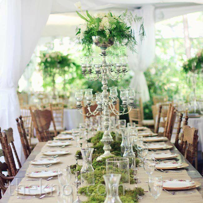 Romantic Antique Wedding: A Romantic Vintage Wedding In Helen, GA