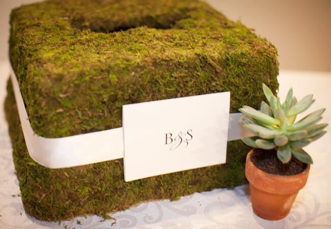 Wedding reception card box |<img class=
