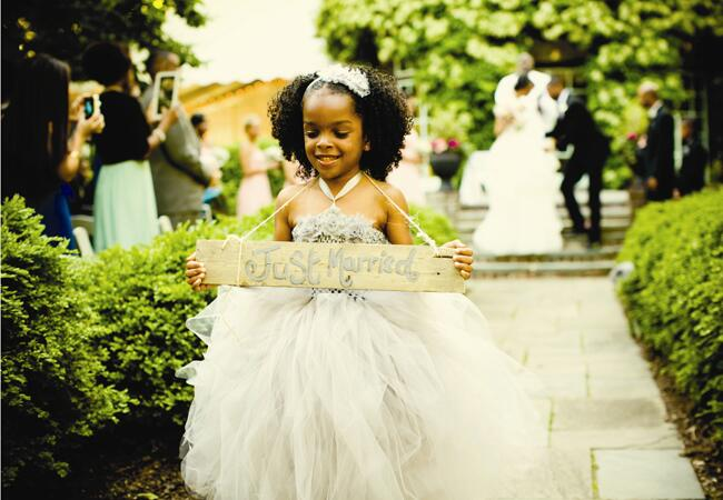 10 Stylish Flower Girl Looks|Shea Roggio Photography|blog.TheKnot.com
