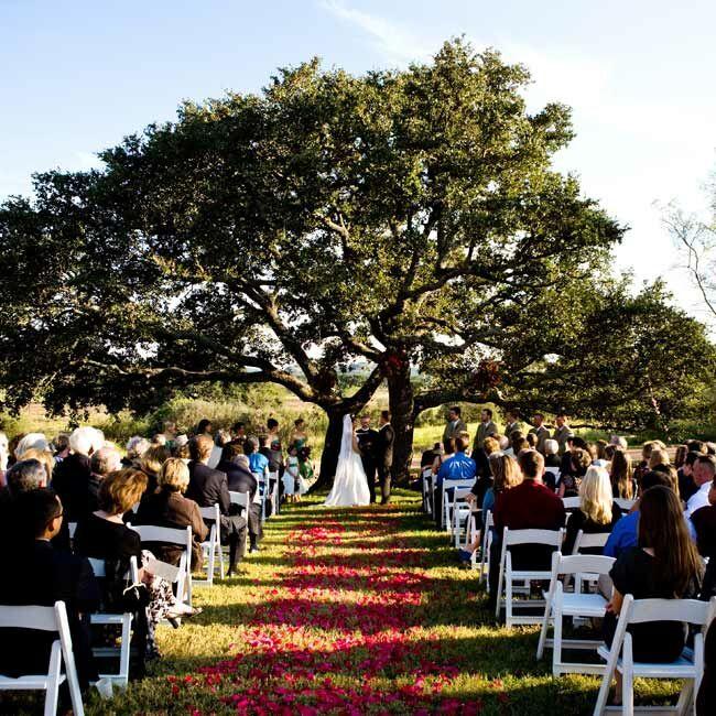Eleanor & Adam: An Outdoor Wedding In Fredericksburg, TX
