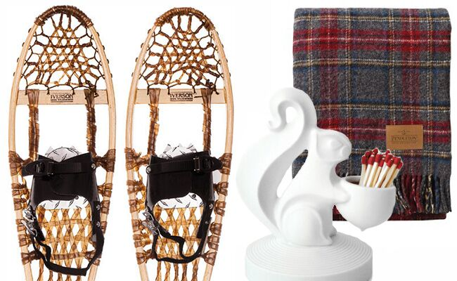 8 Cabin Inspired Home Decor Finds That Will Bring Sundance To You