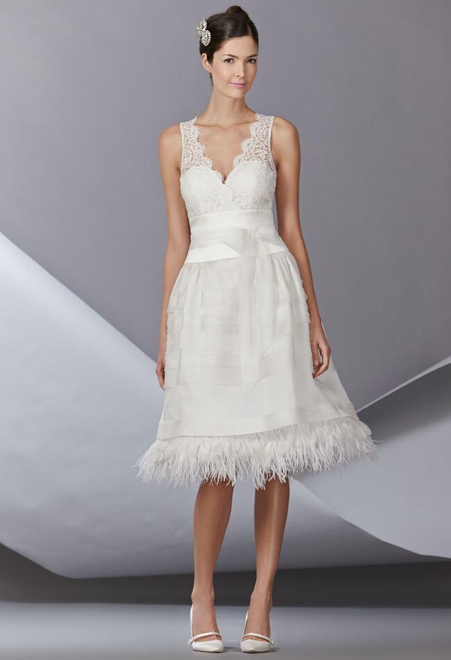 Carolina Herrera Fall 2014 Wedding Dresses