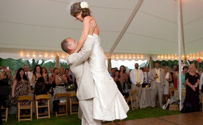 A Sweet Reminder Of The First Dance Wedding Band Engraved With Lyrics