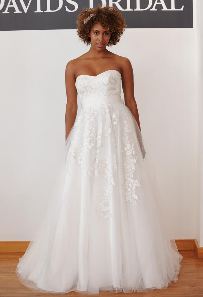 David's Bridal Fall 2014 | The Knot Blog