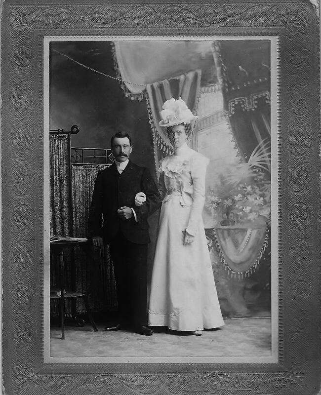 113-Year-Old Wedding Dress