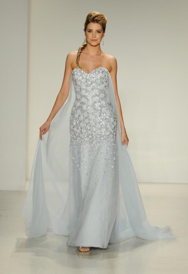 Disney fairy tale weddings by alfred angelo wedding for Fairytale inspired wedding dresses