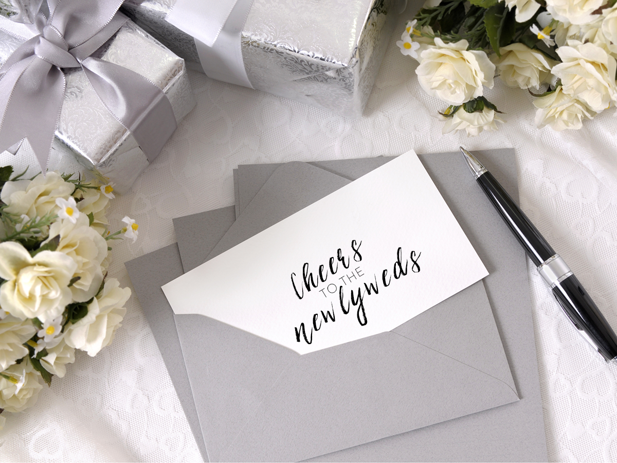 Why You Shouldn\'t Feel Guilty Registering for Wedding Gifts