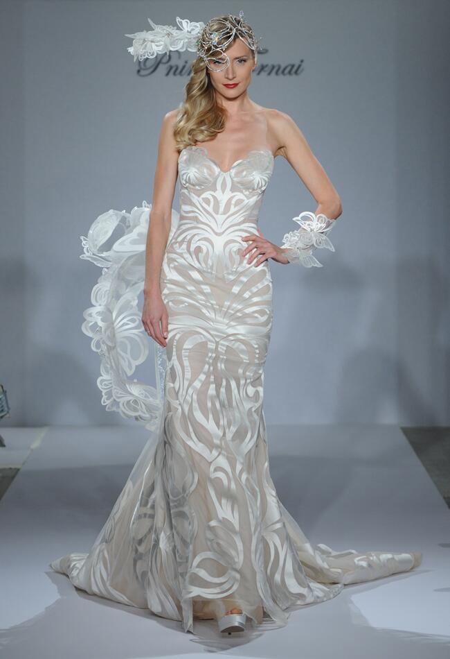 Pnina Tornai Wedding Dresses Fall 2015 Bridal Fashion
