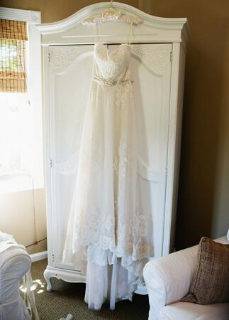 Bridal Gown // John & Joseph Photography // Planner: Details Details // Location: Ponte Winery