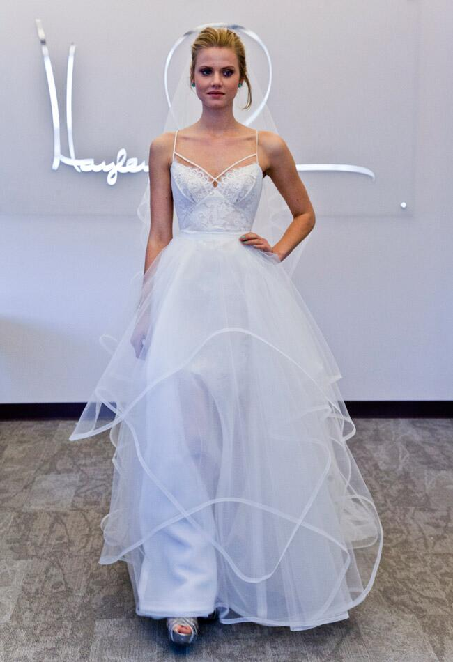 Hayley Paige Fall 2014 | The Knot Blog